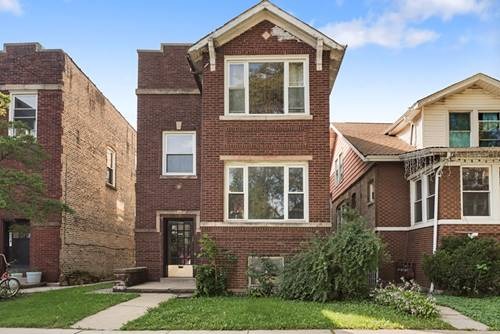 4846 N Springfield, Chicago, IL 60625 Albany Park