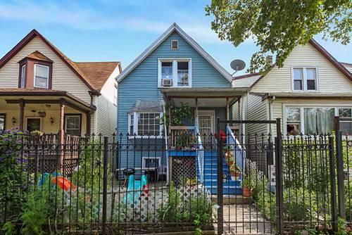 4331 W Mclean, Chicago, IL 60639 Hermosa
