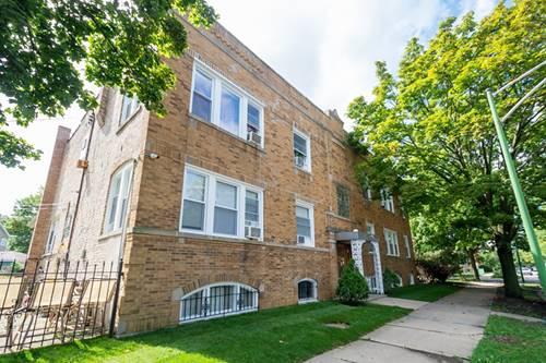 4139 W Leland, Chicago, IL 60630 Mayfair