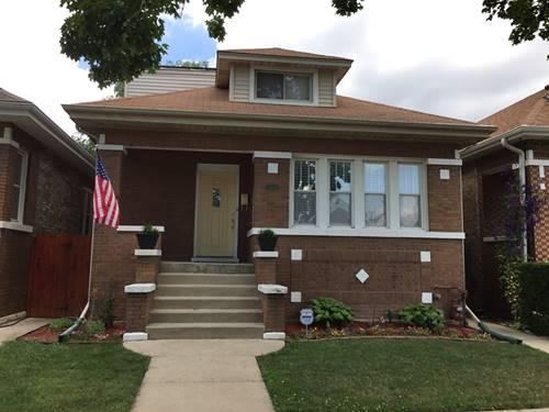 5540 W Byron, Chicago, IL 60641 Portage Park