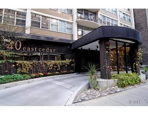 40 E Cedar Unit 21C, Chicago, IL 60611 Gold Coast
