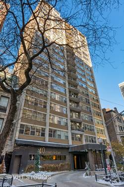 40 E Cedar Unit 21C, Chicago, IL 60611 Gold Coast