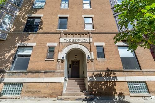 846 W Cornelia Unit 101, Chicago, IL 60657 Lakeview