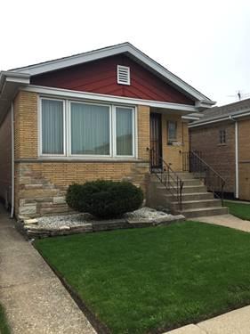 4505 W 55th, Chicago, IL 60632 West Elsdon