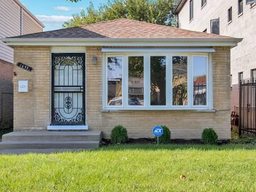 1655 W Montvale, Chicago, IL 60643