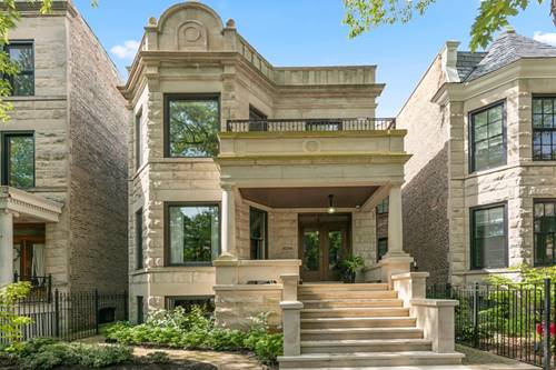 3734 N Lakewood, Chicago, IL 60613 Lakeview