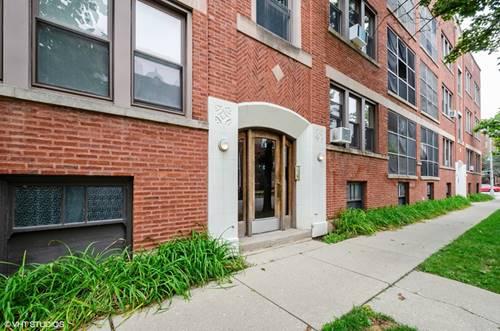 1408 W Jonquil Unit 3, Chicago, IL 60626 Rogers Park