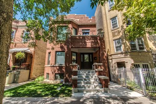 2306 W Giddings, Chicago, IL 60625 Ravenswood