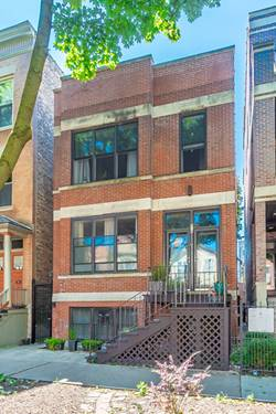 918 N Winchester Unit 2, Chicago, IL 60622 East Village
