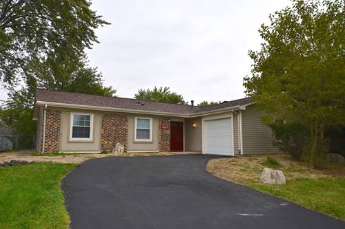 1227 Laurie, Hanover Park, IL 60133