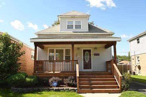 10730 S Kedzie, Chicago, IL 60655 Mount Greenwood