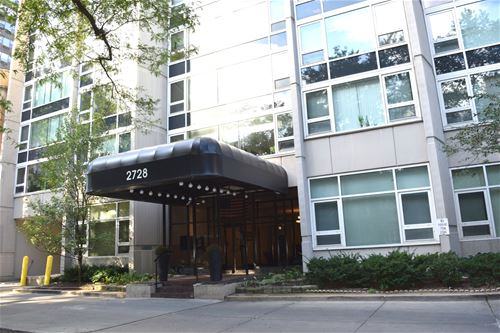 2728 N Hampden Unit 802, Chicago, IL 60614 Lincoln Park