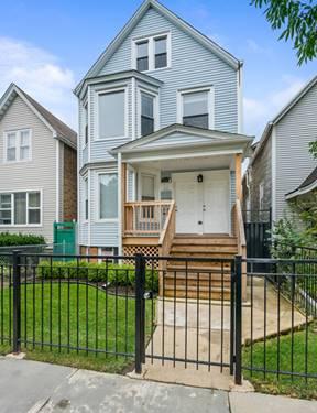 2943 N Wisner, Chicago, IL 60618
