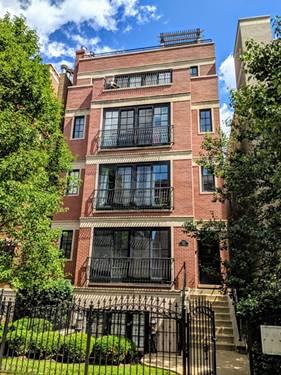 3721 N Wilton Unit 4, Chicago, IL 60613 Lakeview