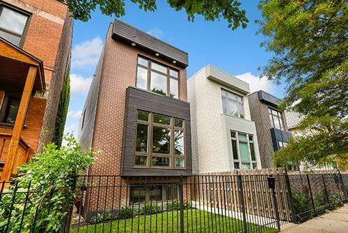 1630 N Richmond, Chicago, IL 60647 Logan Square