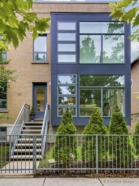 1311 W Wrightwood, Chicago, IL 60614 Lincoln Park