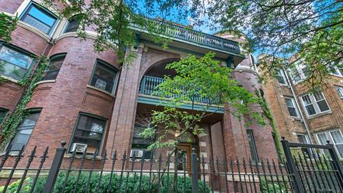 909 W Gordon Unit 1, Chicago, IL 60613 Uptown