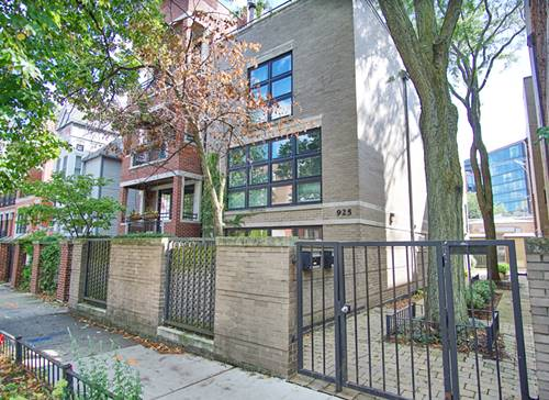 925 W Wrightwood Unit A, Chicago, IL 60614 Lincoln Park
