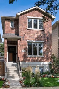 4456 W Wilson, Chicago, IL 60630 Mayfair