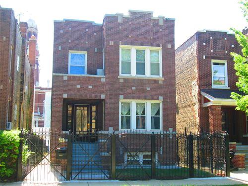 3637 W Oakdale, Chicago, IL 60618 Avondale