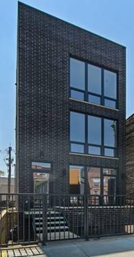 1447 W Blackhawk Unit 1, Chicago, IL 60642 Noble Square