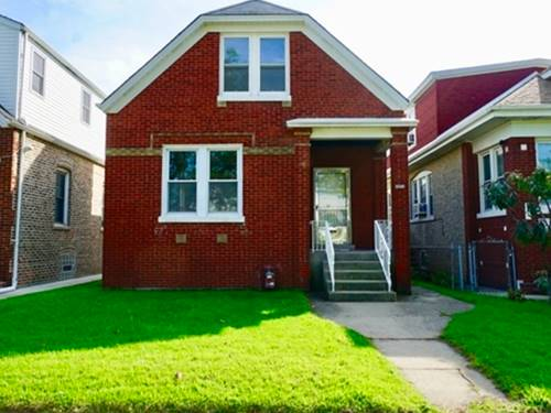 4851 W Hirsch, Chicago, IL 60651 North Austin