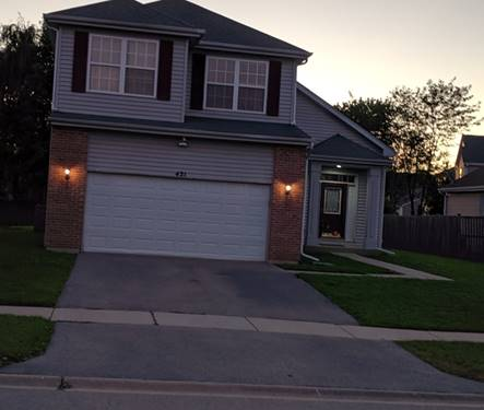 421 Glenrose, Lake In The Hills, IL 60156