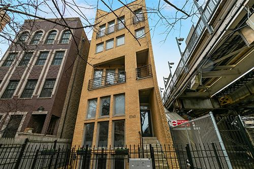 1543 N Hudson Unit 1, Chicago, IL 60610 Old Town