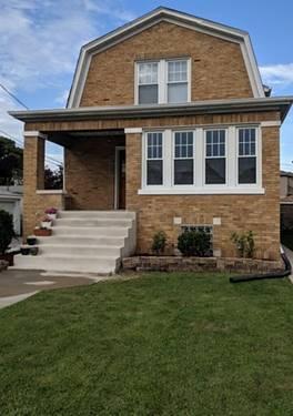 4545 N Austin, Chicago, IL 60630 Jefferson Park