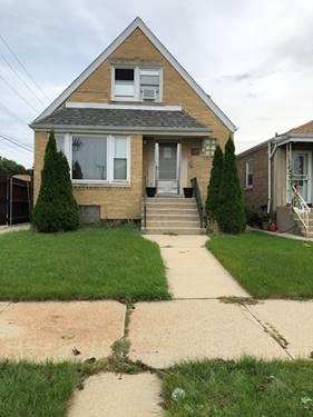 5515 S Keeler, Chicago, IL 60629 West Elsdon