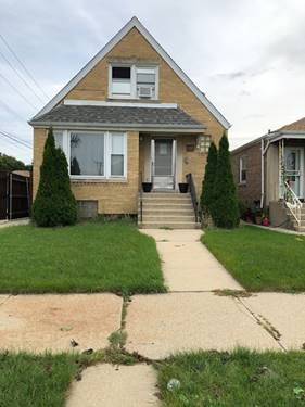 5515 S Keeler, Chicago, IL 60629 West Elsdon