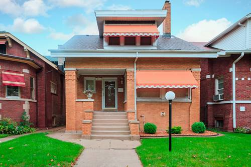 8113 S St Lawrence, Chicago, IL 60619 Chatham