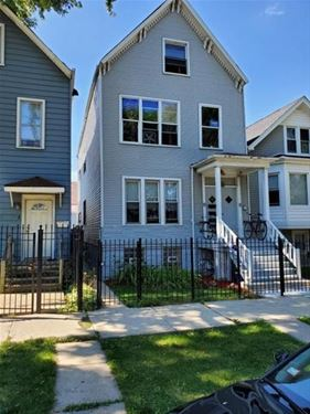 3234 N Albany, Chicago, IL 60618 Avondale