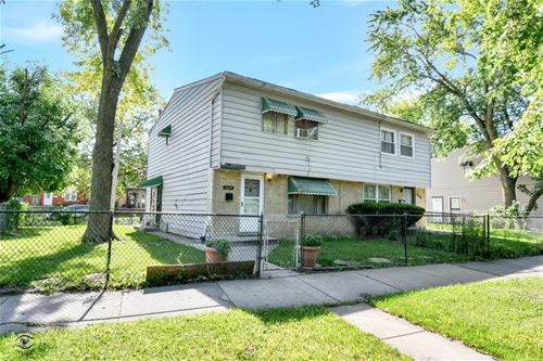 10615 S Cottage Grove, Chicago, IL 60628 Roseland