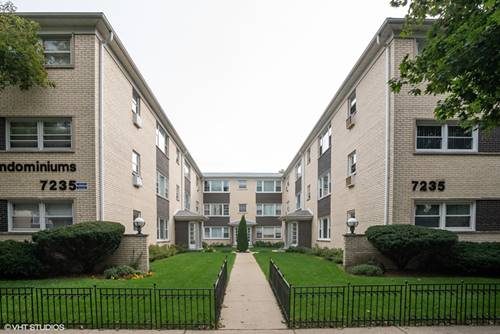 7235 N Hamilton Unit 2E, Chicago, IL 60645 West Ridge