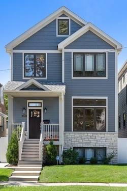 5128 N Newcastle, Chicago, IL 60656 Norwood Park