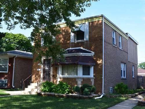 8105 S Sawyer, Chicago, IL 60652 Ashburn