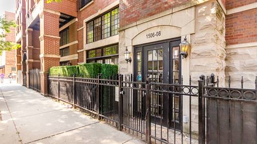 1508 N Sedgwick Unit 1N, Chicago, IL 60610 Old Town