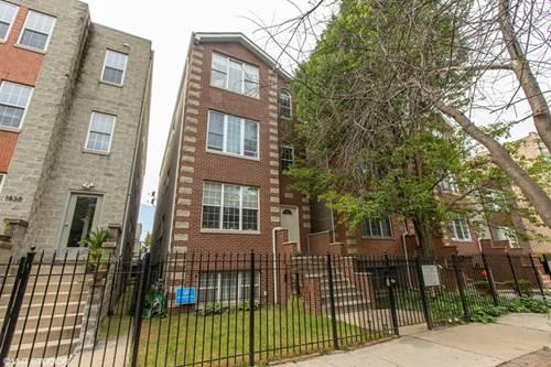 1440 N Campbell Unit 3, Chicago, IL 60622 Humboldt Park