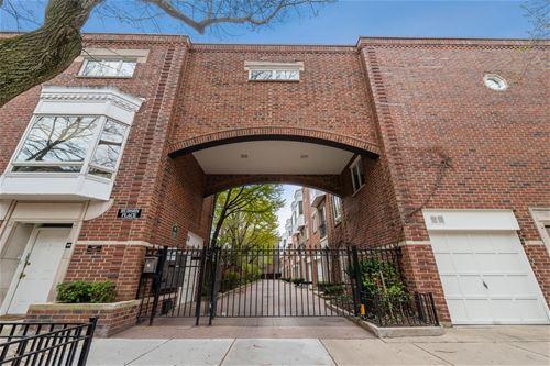 1839 N Hudson Unit A, Chicago, IL 60614 Lincoln Park