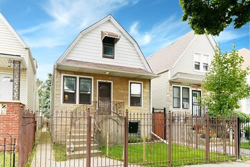 4018 S Artesian, Chicago, IL 60632 Brighton Park