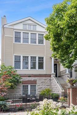 3848 N Greenview, Chicago, IL 60613
