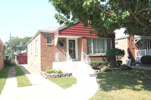 9926 S Talman, Chicago, IL 60655 West Beverly