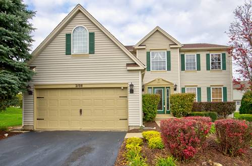 2108 Brookshire Estates, Plainfield, IL 60586