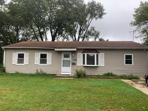 820 Post, Streamwood, IL 60107