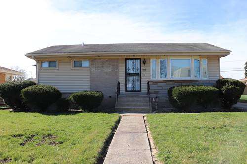 4832 W Randolph, Hillside, IL 60162