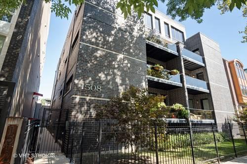 1508 W Huron Unit 2E, Chicago, IL 60642