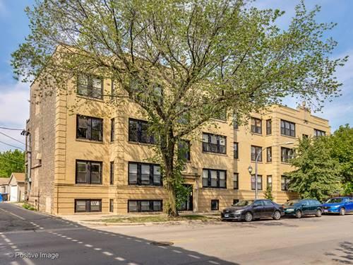 3414 N Racine Unit 2, Chicago, IL 60657 West Lakeview