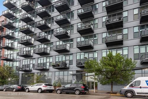 1224 W Van Buren Unit 215, Chicago, IL 60607 West Loop