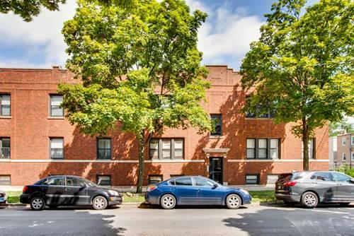 3314 W Byron Unit 2, Chicago, IL 60618 Irving Park